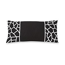 DKNY Modern Rose 11-Inch x 22-Inch Decorative Pillow