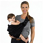 Dr. Sears Adjustable Sling by Balboa Baby® in Signature Black