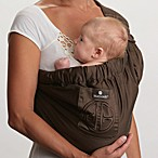 Dr. Sears Adjustable Sling by Balboa Baby® in Signature Brown