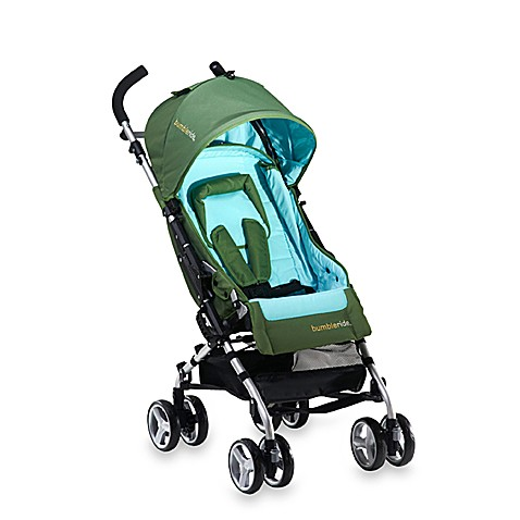 Bumbleride™ Flite 4-Wheel Stroller in Seagrass