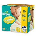 Pampers® 234-Count Swaddlers Size 1 Diapers