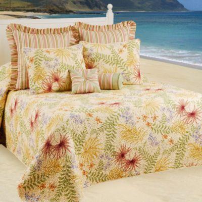 Fiji King Bedspread