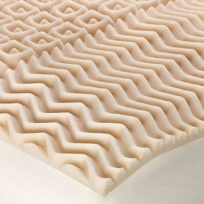 5-Zone Cot Size Foam Mattress Topper