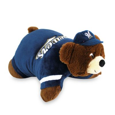 MLB Pillow Pets™ in Milwaukee Brewers