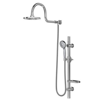 Pulse AquaRain Shower System in Chrome