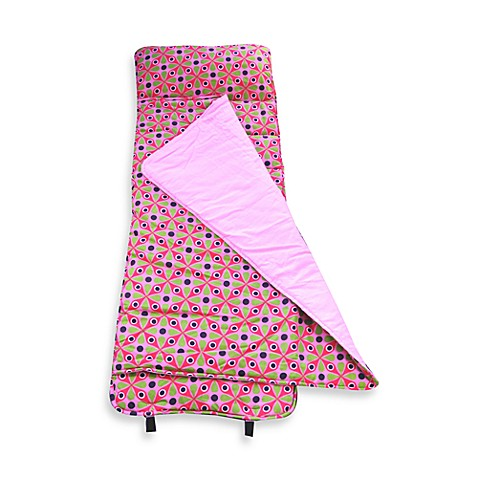 Wildkin Ashley Collection Kaleidoscope Pink Nap Mat