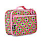 Wildkin Ashley Collection Kaleidoscope Pink Lunch Box