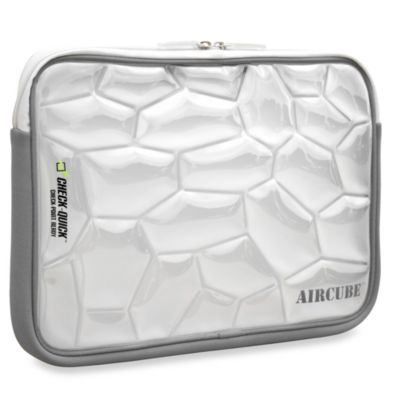 Sumdex AirCube™ 15-Inch MacBook Pro® Sleeve in Grey