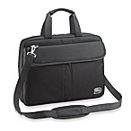 Sumdex Passage Series Compact 13.3-Inch PC Computer or 13-Inch MacBook Pro® Briefcase in Black