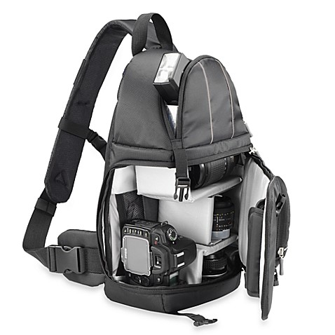 Sumdex Camera Case Colleciton SLR Camera Sling Pack - Black