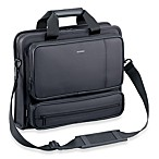 Sumdex MicroTex Series Nylon 13.3-Inch Computer Briefcase in Black
