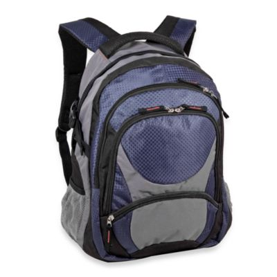 Sumdex 15.6-Inch Computer Backpack in Blue