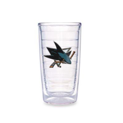 Tervis® NHL San Jose Sharks 16-Ounce Tumbler