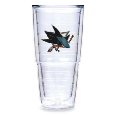 Tervis® NHL San Jose Sharks 24-Ounce Tumbler