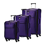 Samsonite® Lift™ Upright Expandable Luggage - Purple