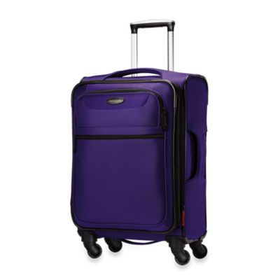 Samsonite® Lift™ 21-Inch Upright Expandable Spinner in Purple