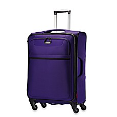 Samsonite® Lift™ 25-Inch Upright Expandable Spinner in Purple