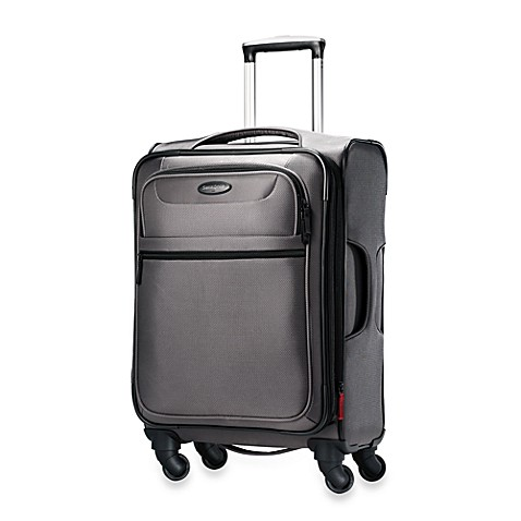 Samsonite® Lift™ 21-Inch Upright Expandable Spinner in Charcoal