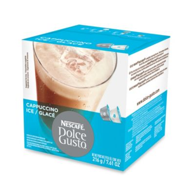 Nescafe® 16-Count Dolce Gusto® Iced Cappuccino Capsules