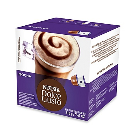 Nescafe® 8-Count Dolce Gusto® Mocha Capsules