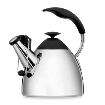Remedy Autopour 3-Quart Stainless Steel Tea Kettle