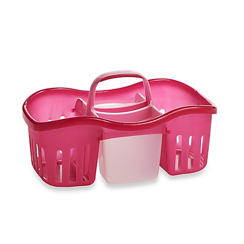 Day/Night Shower Caddy - Fuchsia