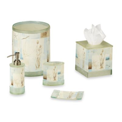 Blue Water Boutique Tissue Holder
