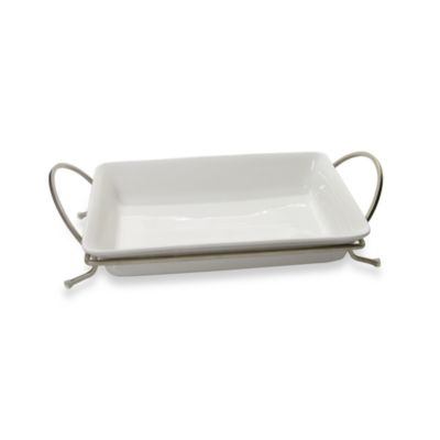 White Bakers & Casserole Dishes