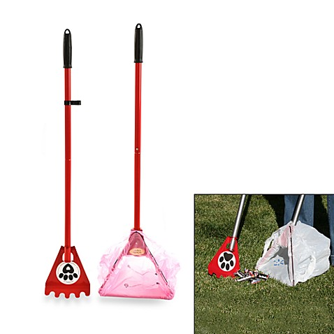 The YardPup™ Ultimate Poop Scoop System