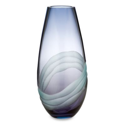 Evolution by Waterford® Oasis 16-Inch Crystal Vase