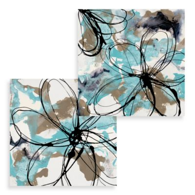 Free Flow Wall Art (Set of 2)