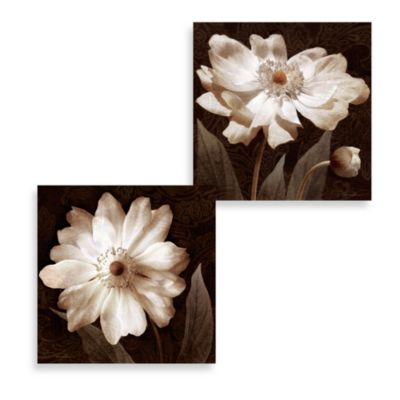 Paisley Blossom Wall Art (Set of 2)