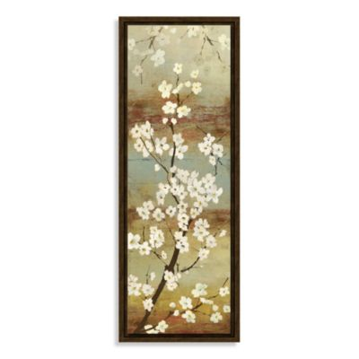 Blossom Canopy I Framed Wall Art