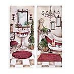 French Bath Wall Art (Set of 2)