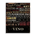 Vino Type Wall Art