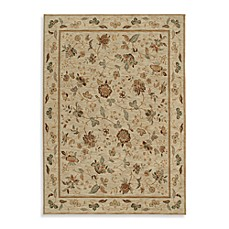 Shaw Renaissance Collection Alexandria Rugs in Beige