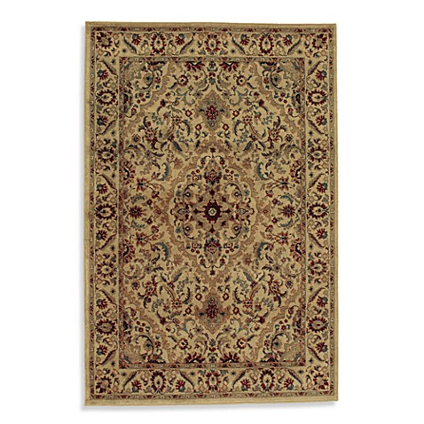 Shaw Accents Collection Antiquity 1-Foot 11-Inch X 7-Foot 6-Inch Runner in Natural