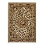 Shaw Inspired Collection Antique Manor Rugs in Beige
