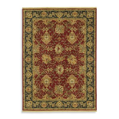 Shaw Antiquities Collection Casablanca Brick 3-Foot 10-Inch x 5-Foot 7-Inch Rectangle Rug