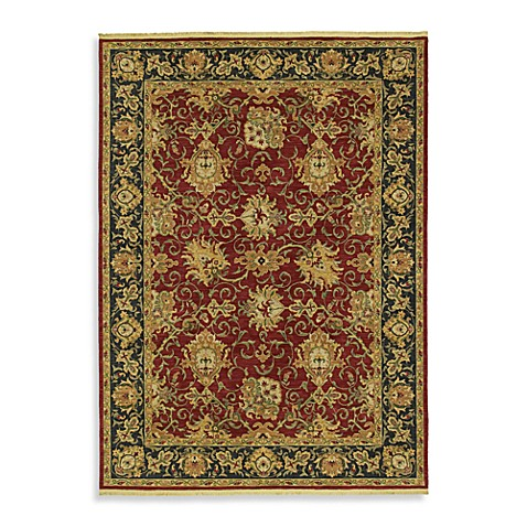 Shaw Antiquities Collection Casablanca Rugs in Brick