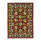 Shaw Antiquities Collection Casablanca 1-Foot 11-Inch X 3-Foot 7-Inch Rug in Brick