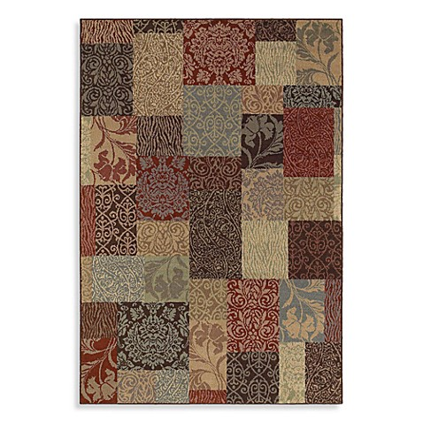 Shaw Concepts Collection Chloe Multicolor Rugs