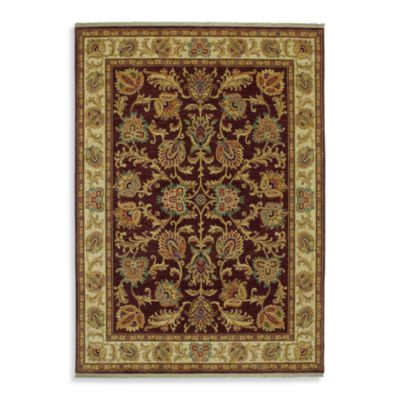 Shaw Jack Nicklaus Collection Emeralda Rugs in Brown