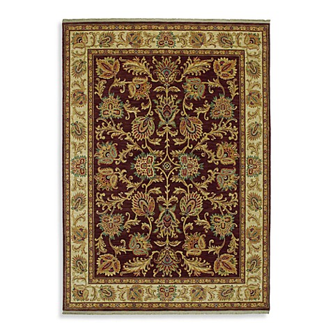 Shaw Jack Nicklaus Collection Emeralda 3-Foot 6-Inch x 5-Foot 3-Inch Rug in Brown