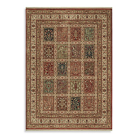 Shaw Renaissance Collection Jourdain 5-Foot 5-Inch x 8-Foot Rug