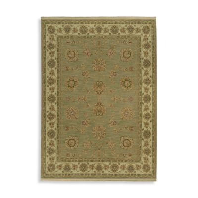 Shaw Antiquities Collection Kashmar Rugs in Sage