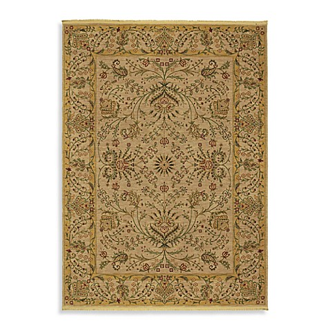 Shaw Antiquities Collection Lilihan 1-Foot 11-Inch X 3-Foot 7-Inch Rug