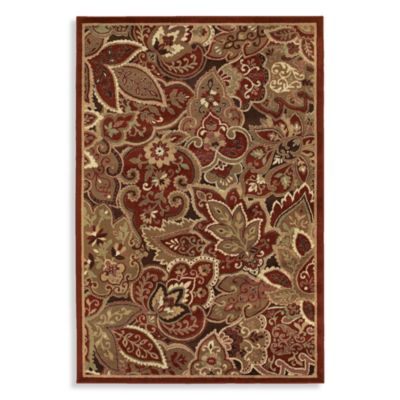 Shaw Concepts Collection Marrakech Rugs in Red