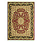 Shaw Antiquities Collection Meshed Rugs in Brick