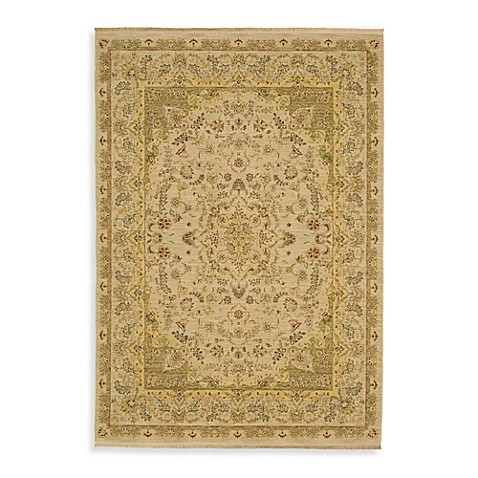 Shaw Antiquities Collection Meshed Rugs in Beige